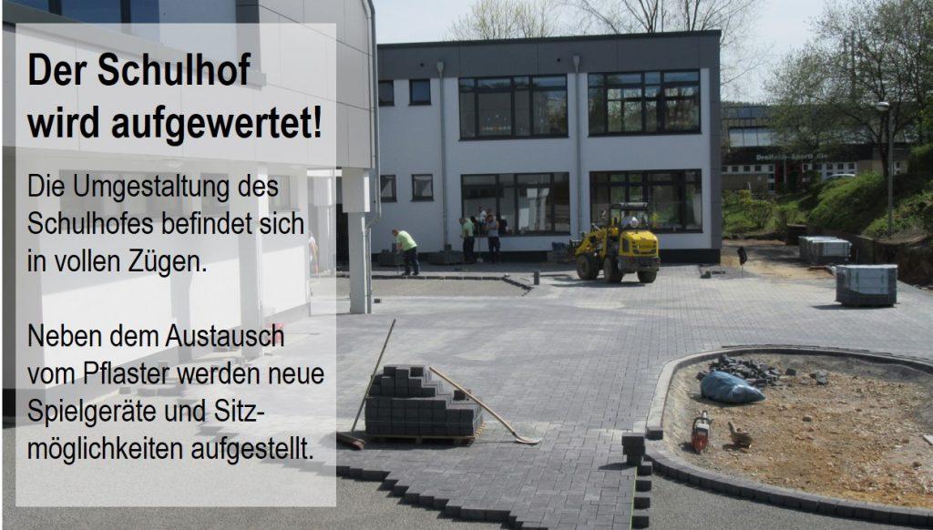 Neugestaltung Schulhof_05-2019